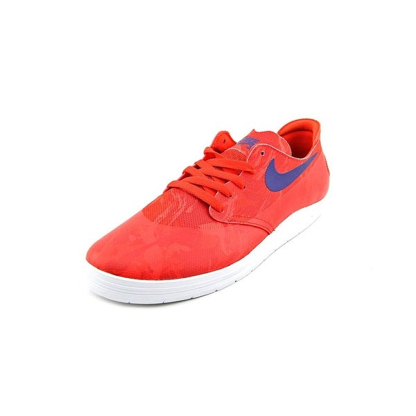 Nike Lunar Oneshot SB WC   Round Toe Synthetic  Sneakers