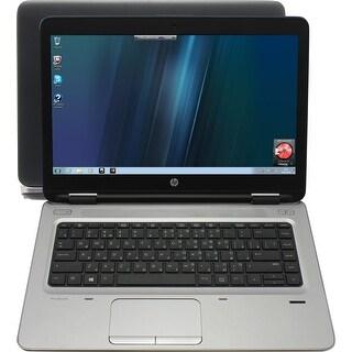 "Manufacturer Refurbished - HP ProBook 645 G3 14"" Laptop AMD A10-8730B 2.4GHz 8GB 500GB Windows 10"