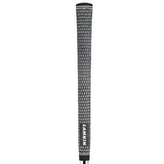 """Lamkin Crossline Cord Midsize (+1/16"""") Golf Grips"""