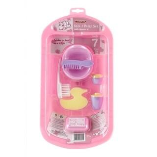 Casdon Baby Huggles Doll Bath Set