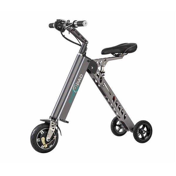 Gyropad GCY8X1GR Foldable Lithium Ion Battery Aluminum Tricycle