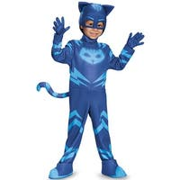 Disguise Catboy Deluxe Toddler Costume - Blue