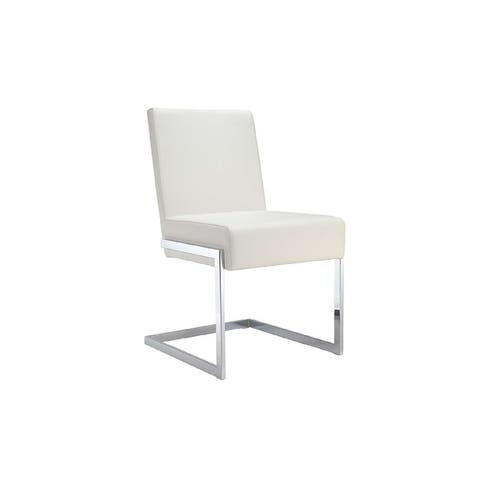 Strick & Bolton Francesca Eco-leather Dining Chair