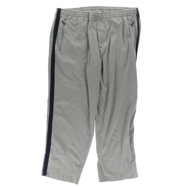 284c047d6e33 Shop Polo Ralph Lauren Mens Big   Tall Jogger Pants Zipper Pocket Striped - Free  Shipping On Orders Over  45 - Overstock - 18971820