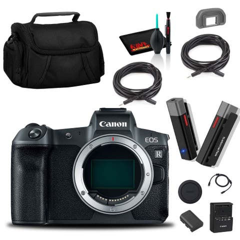 Canon EOS R Mirrorless Digital Camera (Body Only) Content Creatory