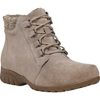 Propet Women's Delaney Boot Sand Suede