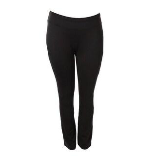 Taffy Womens Plus Moisture Wicking Yoga Pants