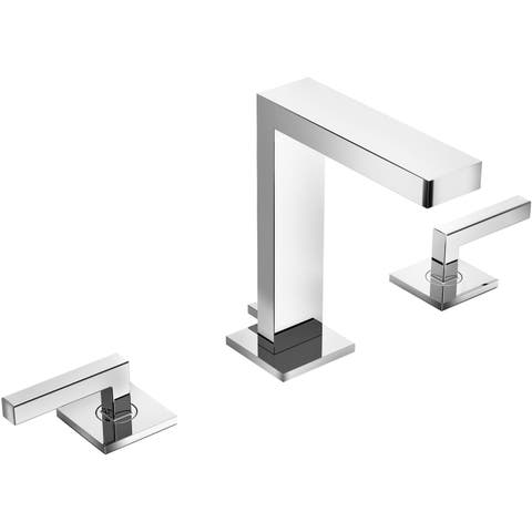 Symmons SLW-3612-1.0 Duro 1 GPM Widespread Bathroom Faucet with Pop-Up Drain Assembly -