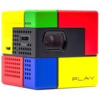 Duo Play Mini Projector - art (multi)
