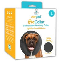 ZenPet Pro Collar Comfy Pet E-Collar For Dogs Large