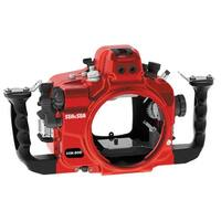 Sea and Sea MDX-80D Limited Edition Red Underwater Housing For Canon 80D