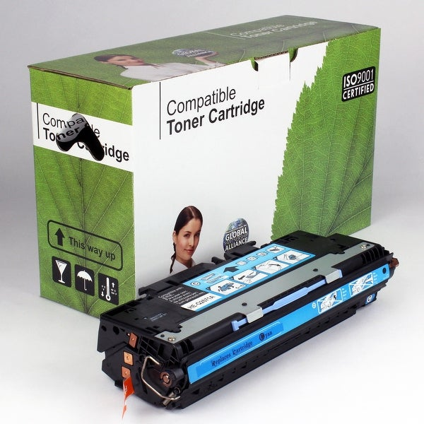 Value Brand replacement for HP 309A Cyan Toner Q2671A (4,000 Yield)