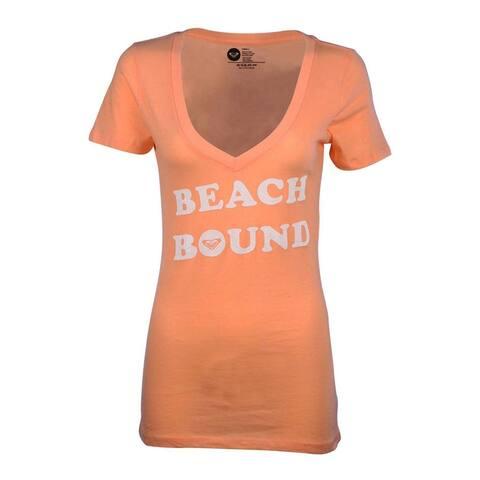 Roxy Womens Beach Bound Graphic T-Shirt
