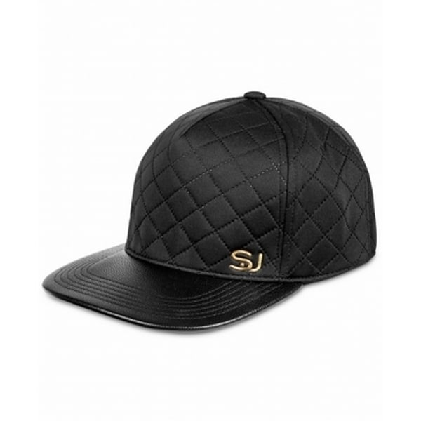 Shop Sean John Gold Quilted Men s Baseball Cap Hat  28 - Free Shipping On  Orders Over  45 - Overstock.com - 26897307 1f741d21e17