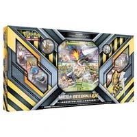 The Pokemon PKU80169 Mega Beedrill-EX Premium Collection Trading Card