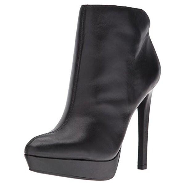 Jessica Simpson Womens Zamia Dress Heels Ankle High - 9 medium (b,m)
