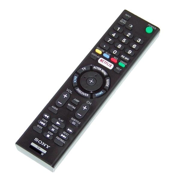 OEM Sony Remote Control Originally Shipped With XBR55X850C & XBR-55X850C