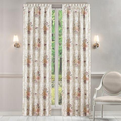 "Royal Court Chardonnay 84"" Window Panel Pair"