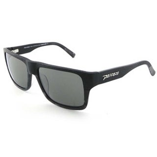 5ce6ca59c9 Shop Peppers Polarized Sunglasses Kahuna Black to Grey Fade with Flash  Mirror Lens - Free Shipping Today - Overstock - 23585226