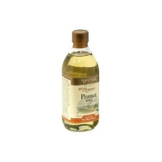 Spectrum Naturals - High Heat Peanut Oil ( 12 - 16 FZ)