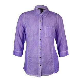 Purple Short Sleeve Shirts - Shop The Best Deals For May 2017