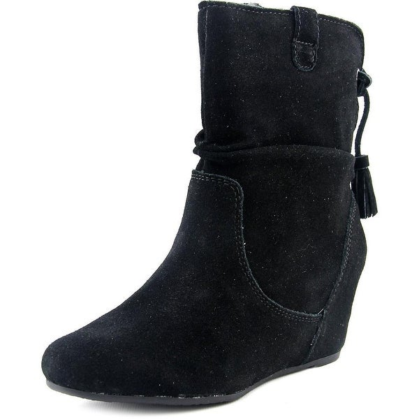 White Mountain Perfect Women Black Boots