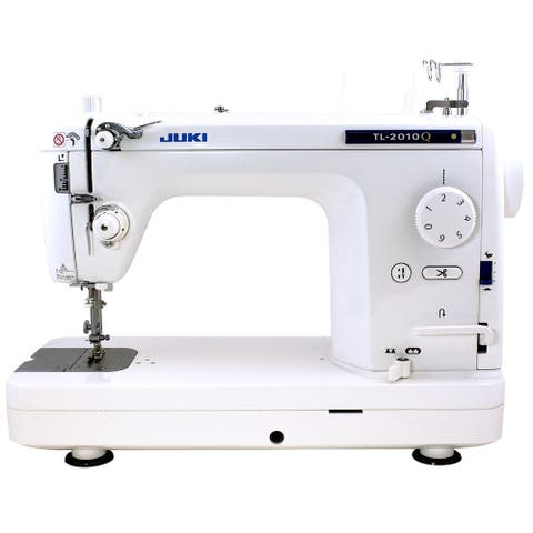 "Juki TL 2010Q High Speed Sewing and Quilting Machine - 14"" x 8"" x 26"""
