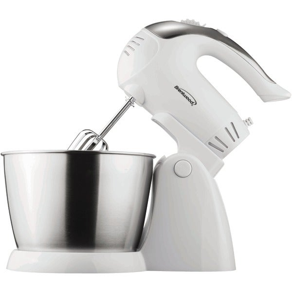 BRENTWOOD SM-1152 5-Speed Stand Mixer with Bowl