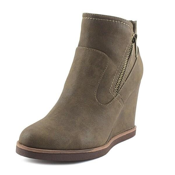 Indigo Rd. Naoko Women Medium Green Boots