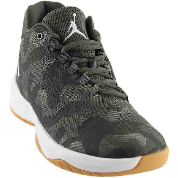 69dde76bf30 Shop Nike Mens Jordan B. Fly Grade School Athletic & Sneakers - Free ...