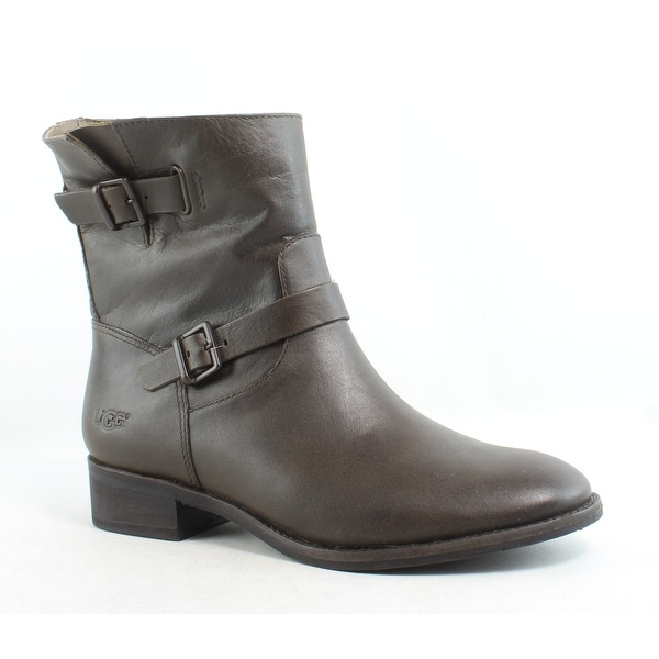 4082a0383fa Shop UGG Womens Fletcher Brown Ankle Boots Size 8 - Free Shipping ...