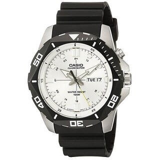 Casio Men's Super Illuminator Diver Quartz Watch