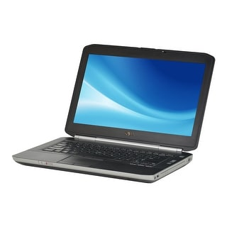 Dell Latitude E5420 Core i5-2520M 2.5GHz 4GB RAM 500GB HDD DVD-RW Windows 10 Pro 14-inch Laptop (Refurbished)