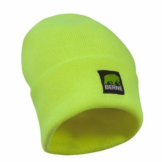 Berne Enhanced Visibility Knit Beanie