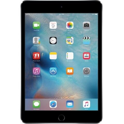 Apple 128GB iPad mini 4 (Wi-Fi Only, Space Gray)