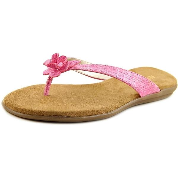 Aerosoles Branchlet Women Pink Snake Sandals