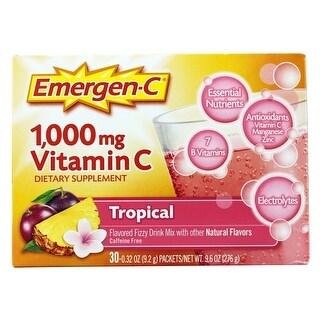 Emergen-C Tropical 30-packets