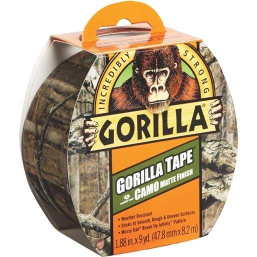 GORILLA GLUE CO 9Yd Camo Gorilla Tape 6010902 Unit: EACH