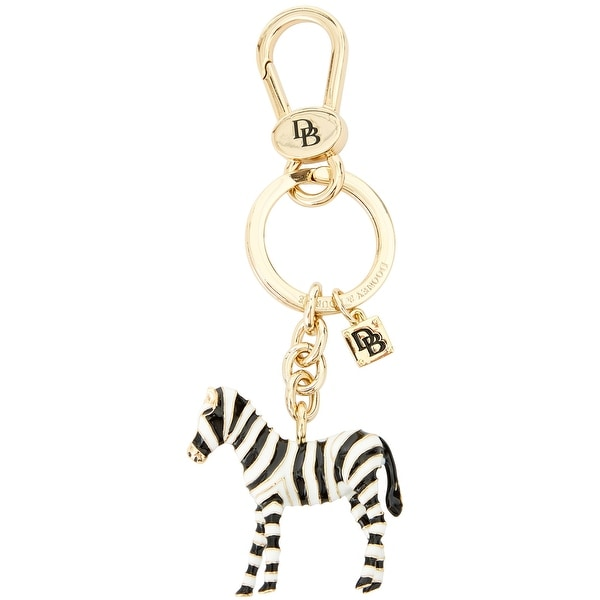 Shop Dooney   Bourke Other Zebra Key Fob (Introduced by Dooney   Bourke at   48 in Aug 2017) - Free Shipping On Orders Over  45 - Overstock - 18743297 543bf517ef