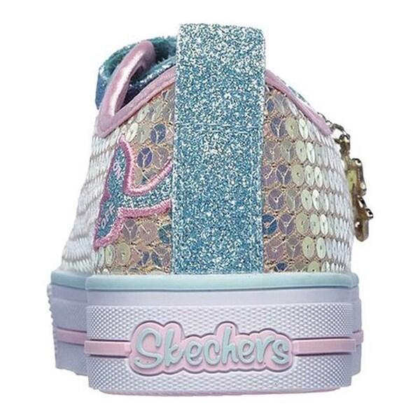 Shop Skechers Girls' Twinkle Toes Twinkle Lite Mermaid Magic