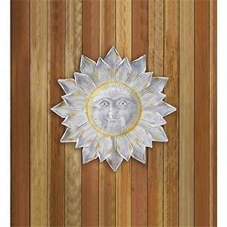 Shimmering Smiling Sun Wall Art