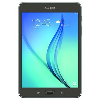 Samsung Galaxy Tab A SM-T350 8-Inch Tablet (16 GB, SMOKY Titanium) (Refurbished)
