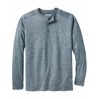 Legendary Whitetails Men's Clearwater Performance Henley