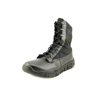 Rocky RY008  W Round Toe Leather  Work Boot