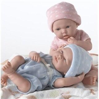 JC TOYS 18536 15 in. La Newborn Doll - Real Boy