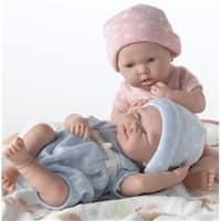 JC TOYS 18537 15 in. La Newborn Doll - Real Girl