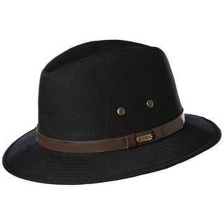 1c5d69b0e73 Stetson Men s Water Repellent Gable Safari Hat