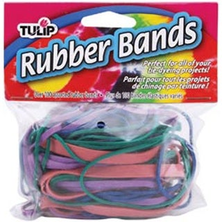 Tulip Rubber Bands-100/Pkg