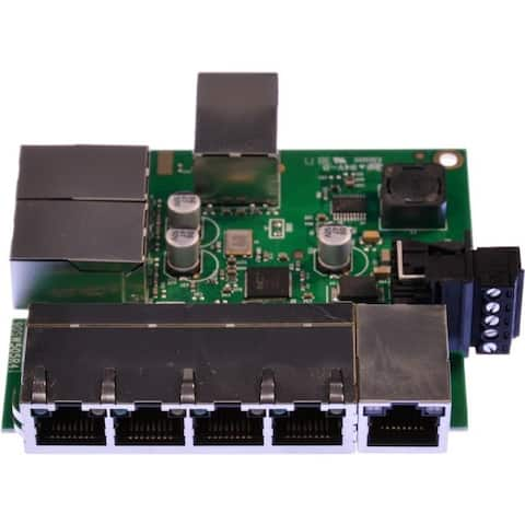 Brainboxes sw-108 embedded 8port ethernet switch
