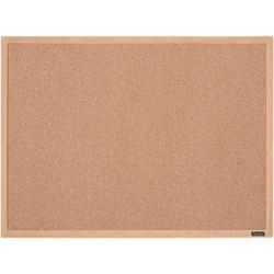 """Oak Finish Frame - Cork Bulletin Board 23""""X17"""""""